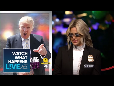 Kim Zolciak-Biermann Plays 'Guardy at the Party' Celebrity Guessing Game - WWHL