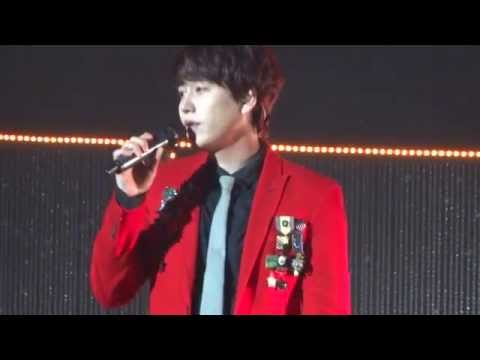 140621 Best Of Best in Taiwan Super Junior-M - My Love For You (Kyuhyun Focus)