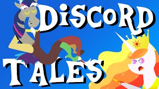 Discord Tales: Goldichaos and the Three Princesses [MLP Animatic] [Pinkie Tales]