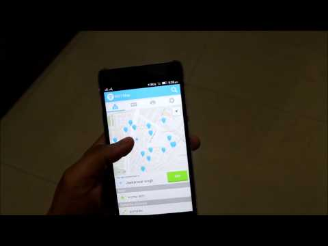 How access Internet without mobile data Availabe for free . (Wifi - Map) App Review #1