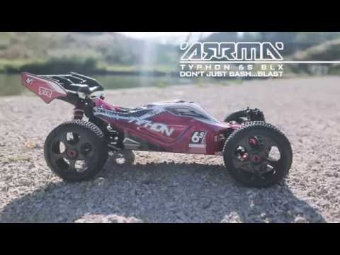 ARRMA TYPHON 6S Speed Buggy: Don't Just Bash ...