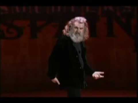 Billy Connolly prostate examination