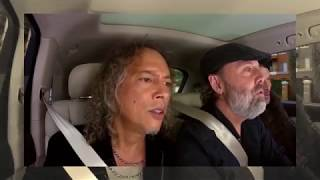 Metallica singing Rihanna