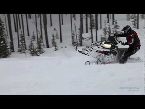 2013 Polaris 800 Switchback Assault Snowmobile Review