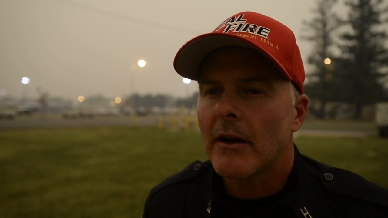 Friday afternoon update on Camp Fire as area around Chico and Paradise continues to burn