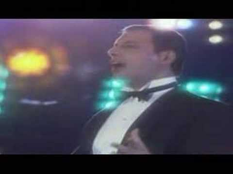 Freddie Mercury Pavarotti Queen Too Much Love Will Kill You Music Videos