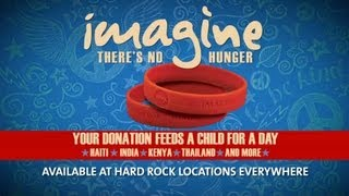 Imagine There's No Hunger 2012