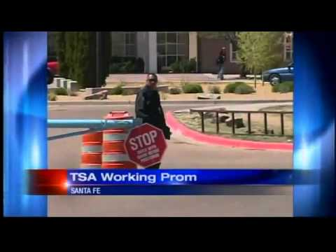 TSA Hired To Pat Down Underage Girls At High School Prom