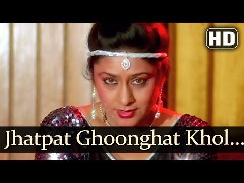 Jhat Pat Ghunghat Khol (hd) - Sindoor Songs - Shashi Kapoor - Jaya Prada - Kishore - Hariharan video