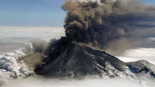Alaska Volcano: has been active for the last six months erupting flights can be interrupted.