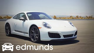 Porsche 911 Carrera T: Why It's the Driver's 911 | Edmunds