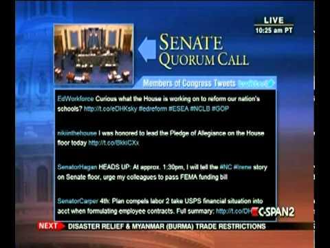 Senate Session 2011-09-14 (12:43:26-13:50:36)