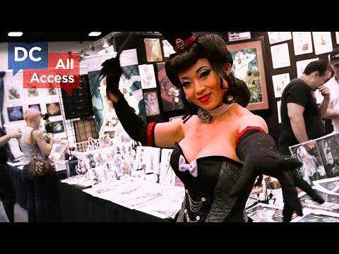 Best DC Cosplay Comic-Con San Diego 2014