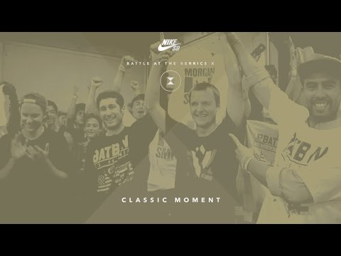 BATB X | Classic Moment - Morgan Smith Wins BATB 4