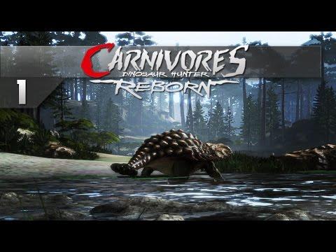 crytek: vr demo back to dinosaur island [60fps] [ger/hd