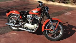 1969 Harley Davidson XLCH For Sale