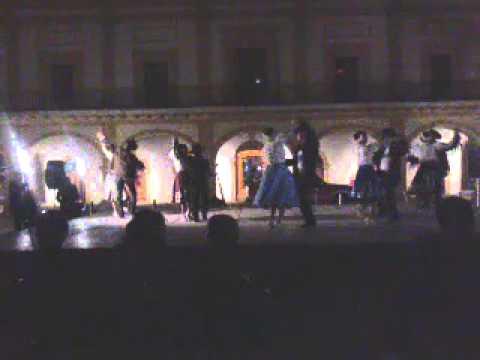 Ballet folkorico de la cuidad de monterrey 26-01-1