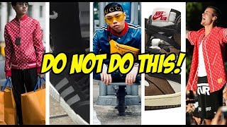 5 Things Sneakerheads Should NEVER Do!