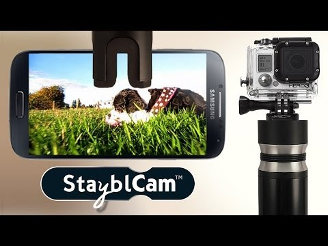 StayblCam - Video Stabilizer for GoPro, iPhones, and smartphones. Steadicam alternative.