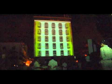 3D Mapping - WEF 2010 (World Economic Forum) - Cartagena Colombia | Sístole Marcas Activas
