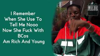 REMA 'S NEW FREESTYLE (LYRICS) 🎶