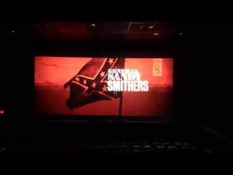 Hateful Eight teaser trailer
