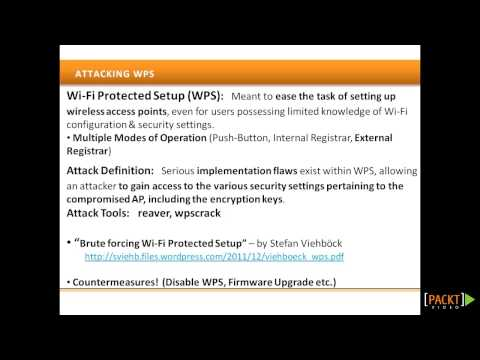 BackTrack 5 Wireless Penetration Testing Tutorial: Attacking WPS   packtpub.com