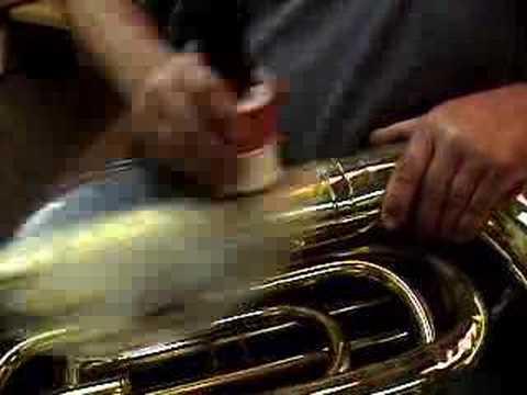tuba repair