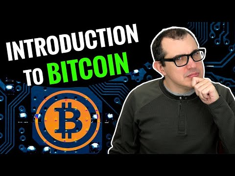 Introduction to Bitcoin (talk by Andreas Antonopoulos)