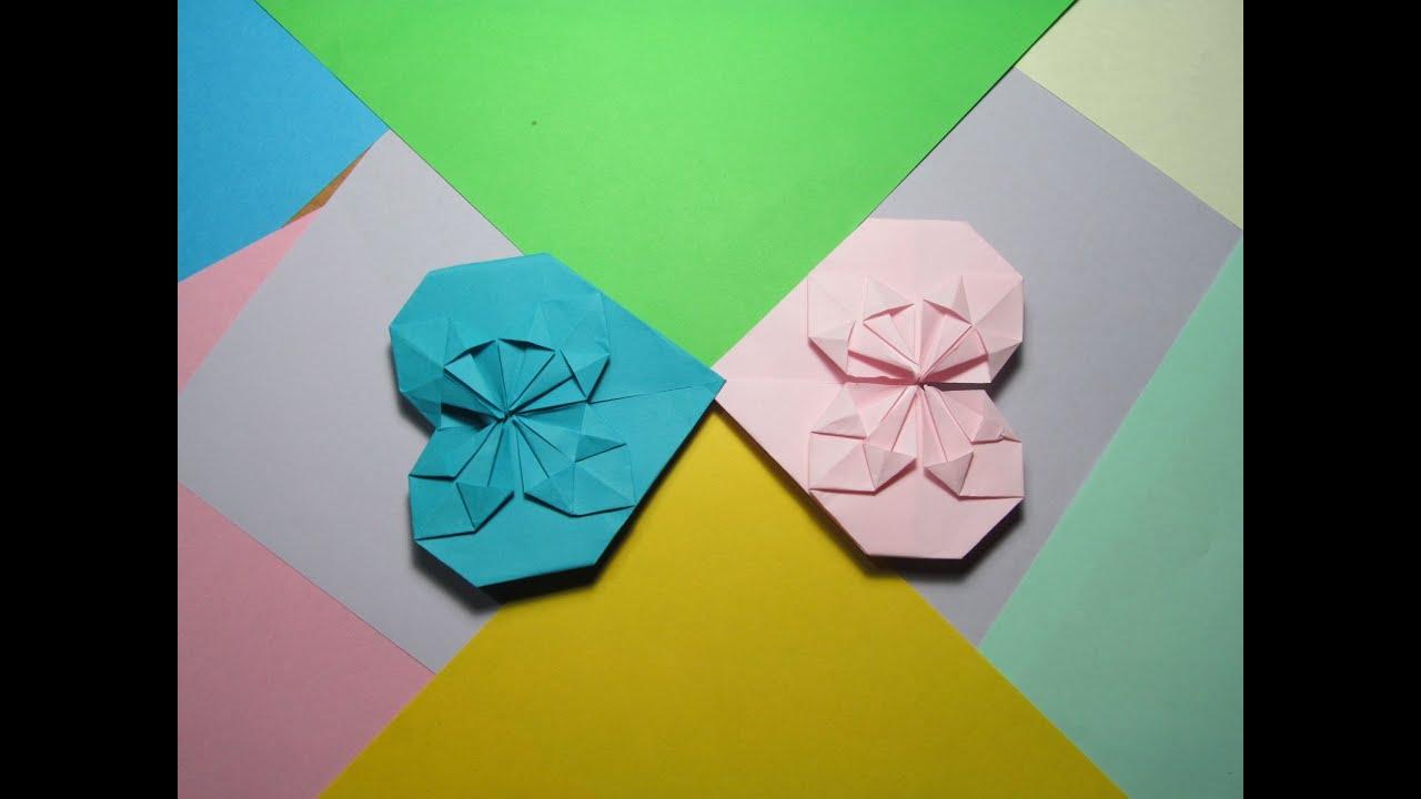 Из бумаги своими руками легко и красиво для детей
