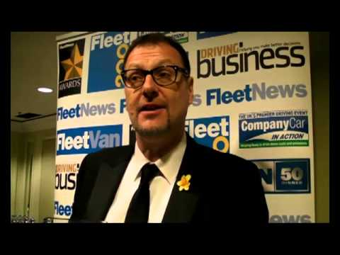 2013 Fleet News Awards - Winners Interview - Nissan