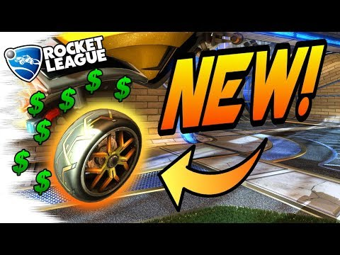 THESE ARE AS RARE AS GOLDSTONE WHEELS! - Rocket League Alpha Items, Trading, Update (RLCS)