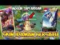 SKIN EPIC ALPHA vs SKIN LEGEND SABER 😂 - MOBILE LEGENDS INDONESIA MP3