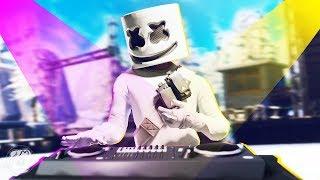 A Marshmello Story Marshmello Concert Event Fortnite Short Films