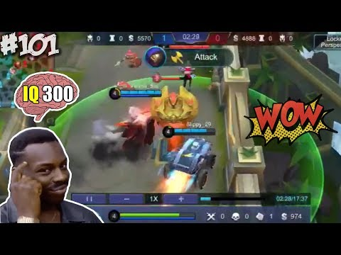 Mobile Legends WTF | Funny Moments Episode 101