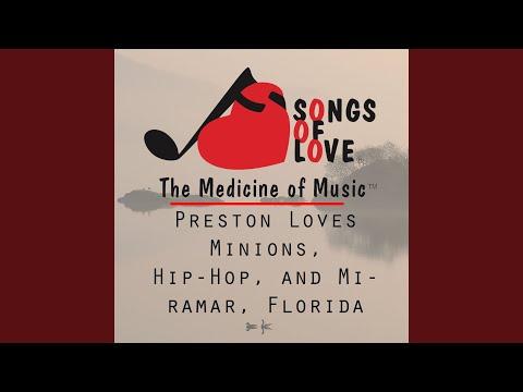 Preston Loves Minions, Hip-Hop, and Miramar, Florida