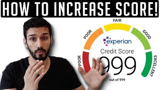HOW TO IMPROVE CREDIT SCORE UK - Get A Perfect Credit Score Fast For GOOD/BAD Credit!