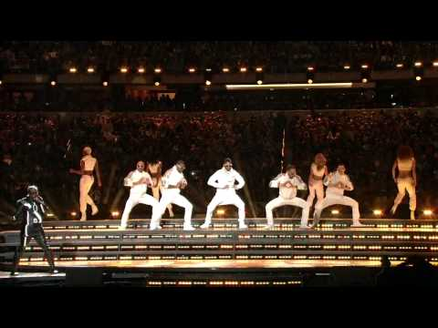 Black Eyed Peas ft. Usher & Slash - Super Bowl XLV Halftime Show (HD) 2011