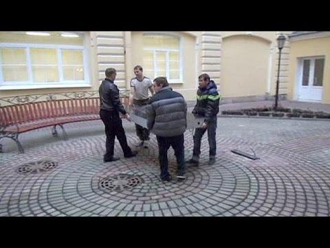 Eltávolították Jobs emlékművét Szentpéterváron