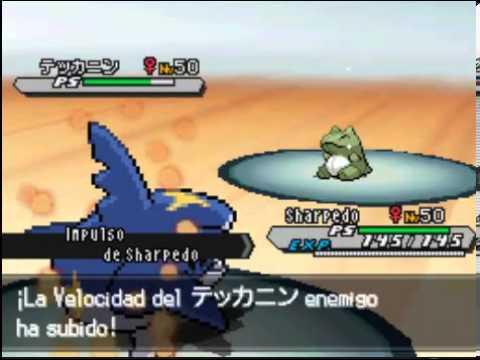 Luster Hope:mi Primer Batalla Pokemon.mp4 video