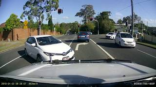 Dash Cam Owners Australia January 2019 On the Road Compilation