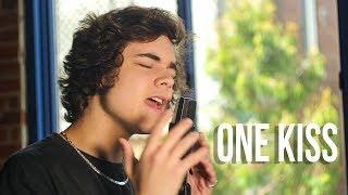 download musica Calvin Harris Dua Lipa - One Kiss Cover by Alexander Stewart