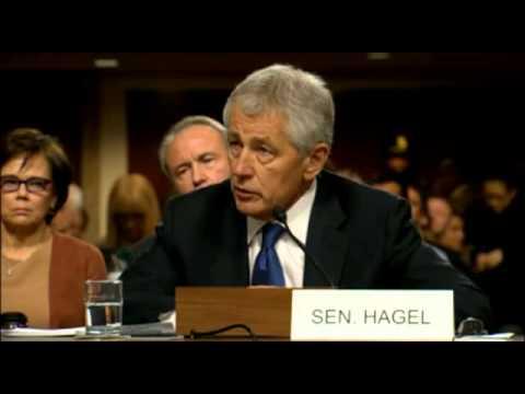 Sen Lindsey Graham Hammers Chuck Hagel over Jewish Lobby comments & Not calling Hezbollah terrorists