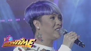 It's Showtime Miss Q & A: Vice Ganda proudly shares his role in 'Kambal Sa Uma'