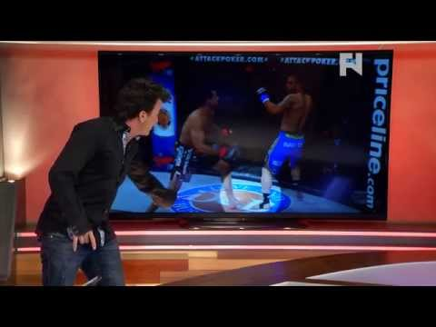 5 Rounds Robins Breakdown of Flying Knees from UFC ONE FC  Bellator MMA