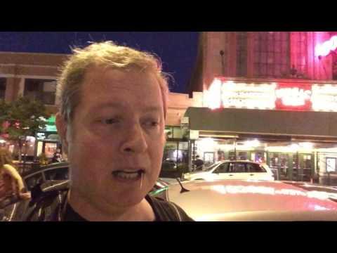 7/27/17 - Music Box Theater - Chicago! Nolan's DUNKIRK, My Blue Heaven.
