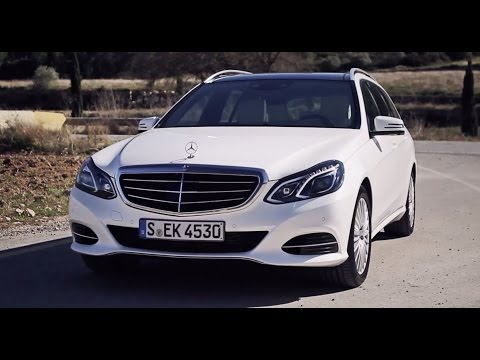 Mercedes E300 BlueTEC HYBRID Estate review