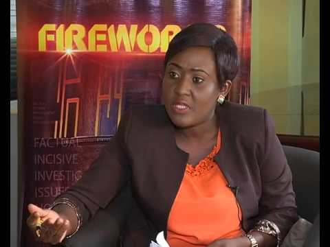 Fireworks with Bimbo Ashiru   TVC News Nigeria