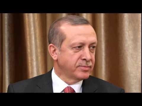 President Erdogan Demands The Release Of Morsi
