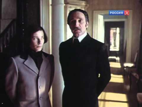 """Базаров и Павел Петрович. (""""Отцы и дети"""", фильм 1983)"""